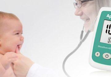 Glukometr Glucosure Advance II dla noworodków i dzieci