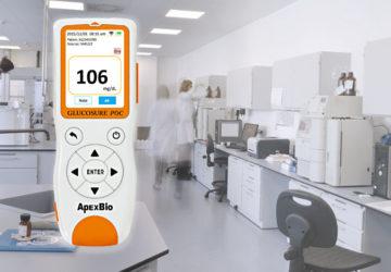 Glukometr Do Szpitala GlucoSure POC