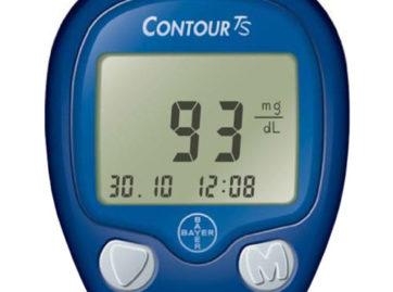 Glukometr Contour TS