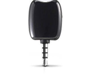 glukometr gmate smart z wtyczką słuchawkową