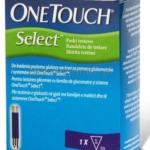Paski do glukometru OneTouch Select