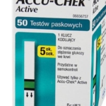 Paski do glukometru Accu-Chek Active