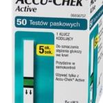 Paski do glukometru Accu-Chek Active